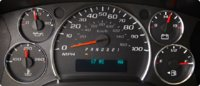 2013 GMC Savana Cargo, interior front instrument panel, manufacturer, interior