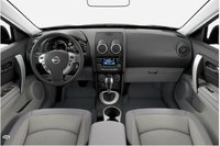 2013 Nissan Rogue, interior front view full, interior, manufacturer