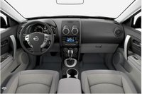 2013 Nissan Rogue, interior front view full, manufacturer, interior