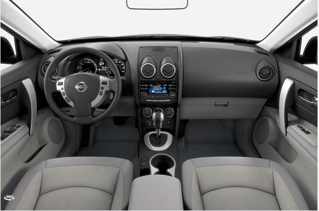 2013 Nissan Rogue Interior