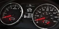 2013 Nissan Rogue, interior front instrument panel, interior, manufacturer