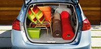 2013 Nissan Rogue, interior rear cargo view, interior, manufacturer