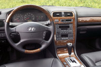 Picture of 2004 Hyundai XG350 4 Dr L Sedan, interior, gallery_worthy
