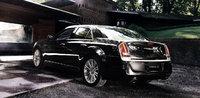 2013 Chrysler 300, exterior left rear quarter view, exterior, manufacturer, gallery_worthy