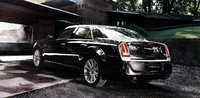 2013 Chrysler 300, exterior left rear quarter view, manufacturer, exterior