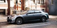 2013 Chrysler 300, exterior left side view full, exterior, manufacturer