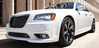 2013 Chrysler 300, exterior left front quarter view close up, exterior, manufacturer