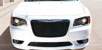 2013 Chrysler 300, exterior front view full, exterior, manufacturer, gallery_worthy