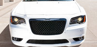 2013 Chrysler 300, exterior front view full, manufacturer, exterior