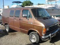 1989 Dodge Ram Van Picture Gallery