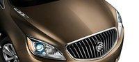2013 Buick Verano, Front hood., exterior, manufacturer