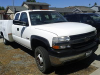 Picture of 2001 Chevrolet Silverado 3500 4 Dr LT 4WD Extended Cab LB, exterior