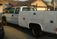2001 Chevrolet Silverado 3500 Overview