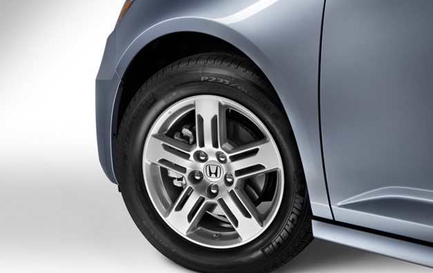 2013 Honda Odyssey, Front tire., exterior, manufacturer
