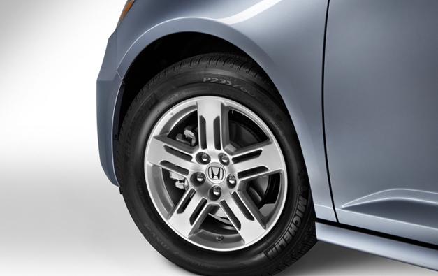 2013 Honda Odyssey, Front tire., exterior, manufacturer