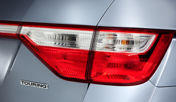 2013 Honda Odyssey, Tail light., exterior, manufacturer