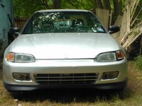 1993 Honda Civic Coupe Picture Gallery