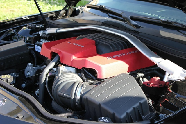 Picture of 2012 Chevrolet Camaro ZL1 Coupe RWD, engine, gallery_worthy
