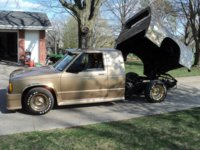 1985 Chevrolet S-10 Overview