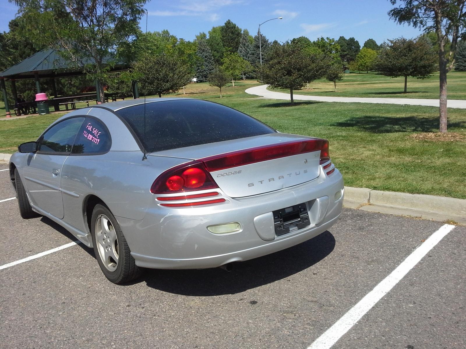 2002 Dodge Stratus - Pictures