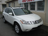2009 Nissan Murano, Picture of 2007 Chrysler Pacifica 4 Dr Base, exterior