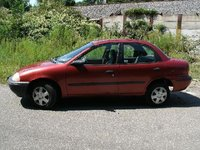 Picture of 1997 Geo Metro 4 Dr LSi Sedan, exterior