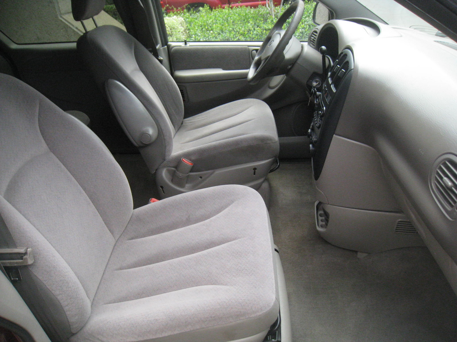 Dodge Grand Caravan Pic on 2000 Dodge Caravan Interior
