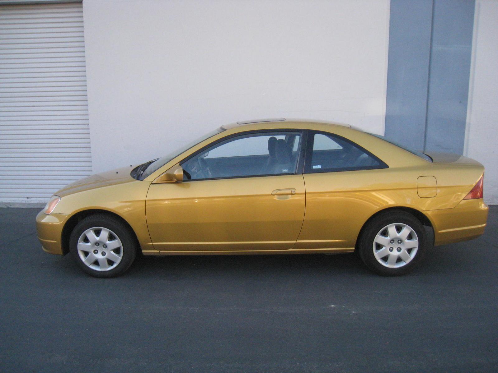 2001 honda civic sedan  | cargurus.com