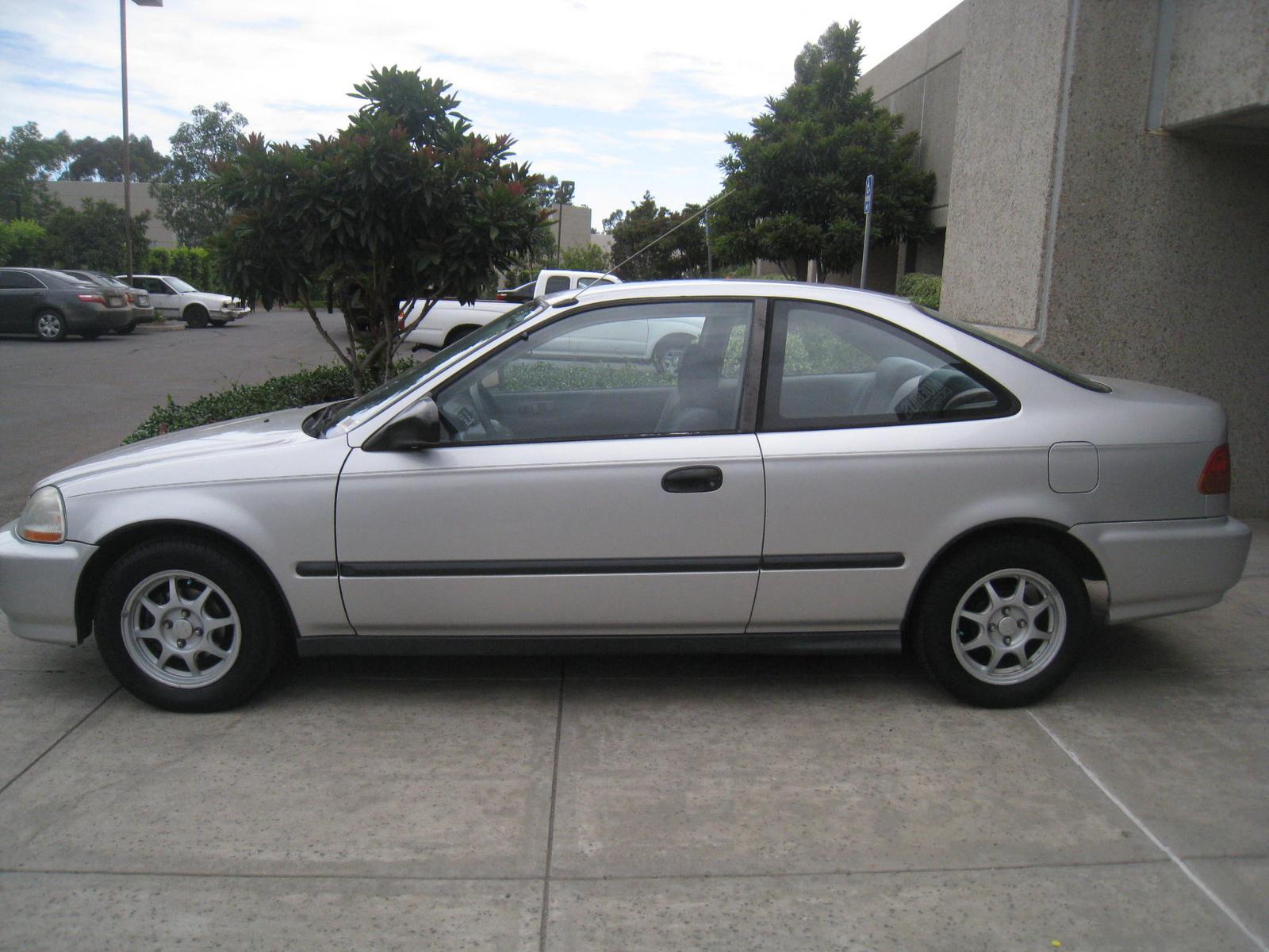 1998 Honda Accord Reviews >> 1998 Honda Civic - Pictures - CarGurus
