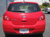 2011 Nissan Versa 1.8 S Hatchback picture, exterior