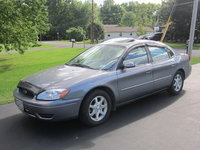 2006 Ford Taurus SEL, Grey SEL, exterior, gallery_worthy