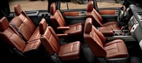 2013 Ford Expedition, Front and Back Seat., interior, manufacturer