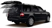 2013 Ford Expedition, Back quarter view., exterior, manufacturer