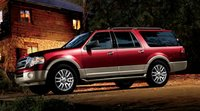 2013 Ford Expedition, Side View., manufacturer, exterior