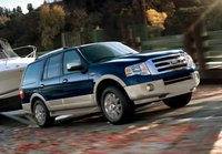 2013 Ford Expedition, Front quarter view., exterior, manufacturer, gallery_worthy