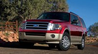 2013 Ford Expedition, Front quarter view., exterior, manufacturer