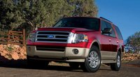 2013 Ford Expedition, Front quarter view., manufacturer, exterior