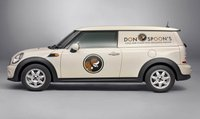 2013 MINI Cooper Clubman, Side View., manufacturer, exterior