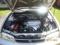 Picture of 1997 Honda Accord LX, engine
