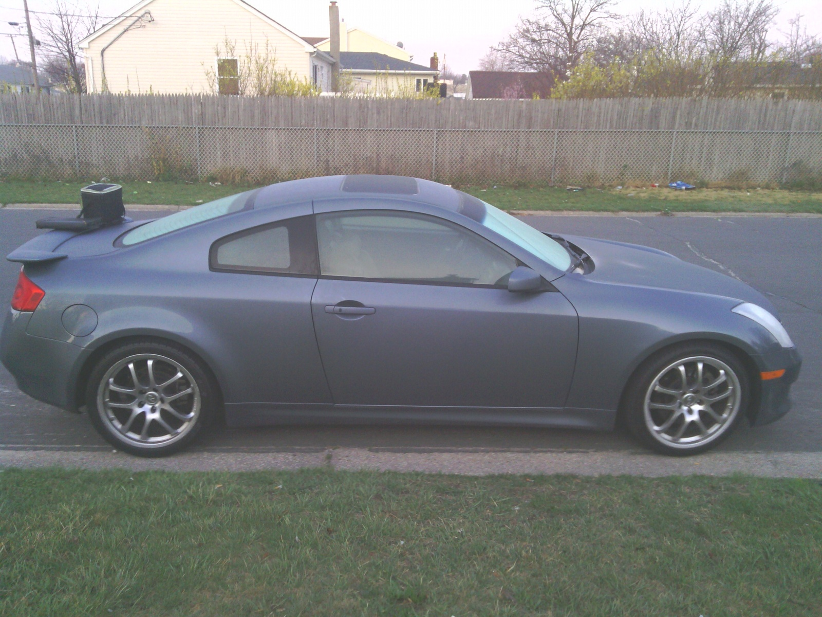 Picture of 2006 infiniti g35 coupe exterior