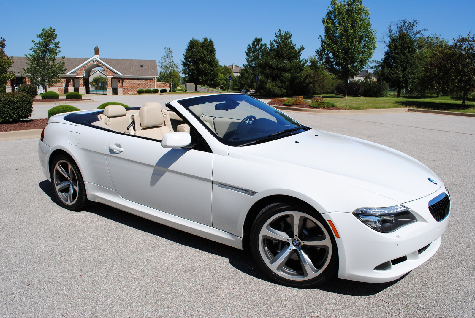2007 bmw 6 series 650i convertible for sale cargurus autos post. Black Bedroom Furniture Sets. Home Design Ideas