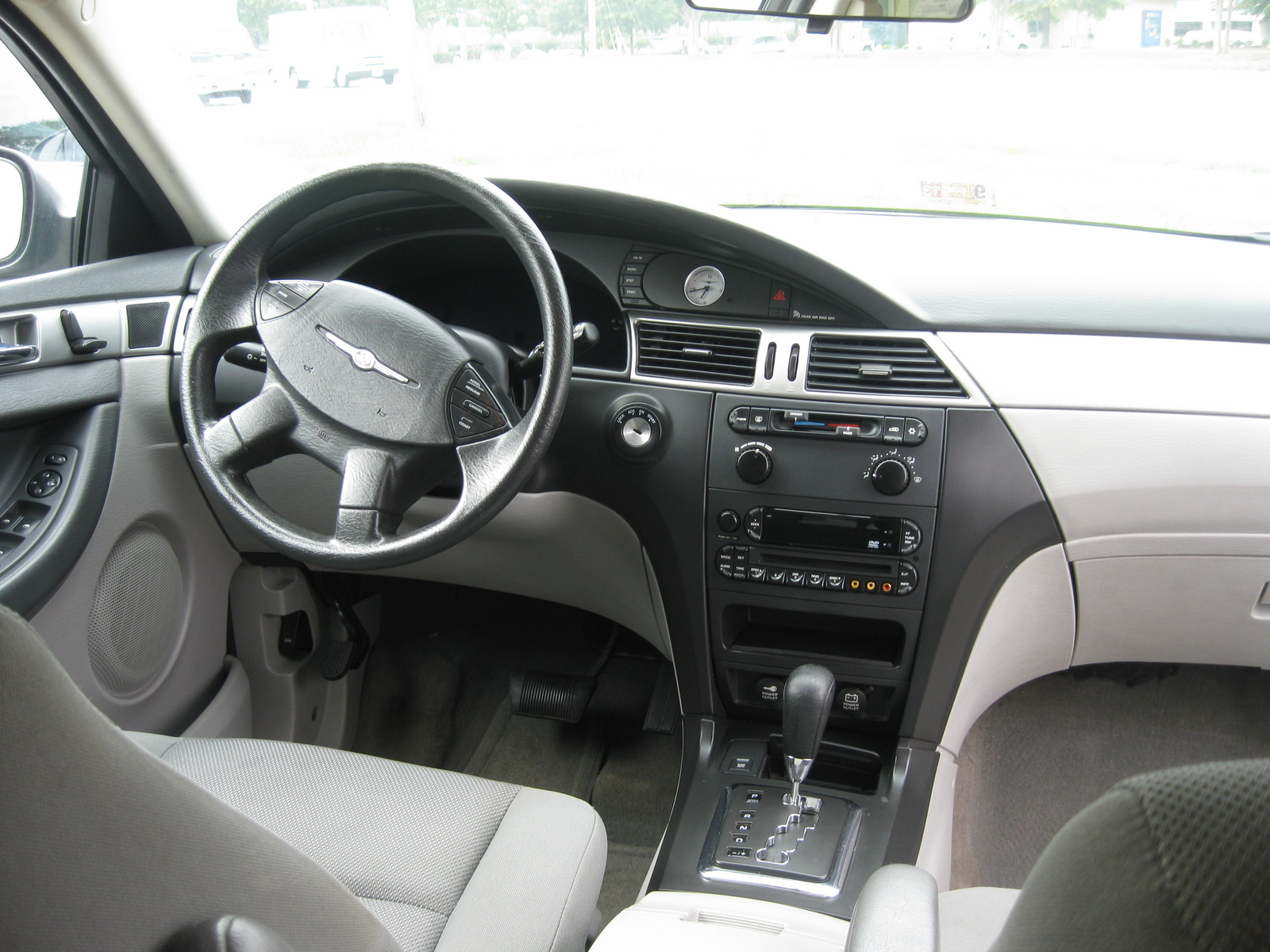 2007 Chrysler Pacifica Touring Interior 2017 2018 Best Cars Reviews