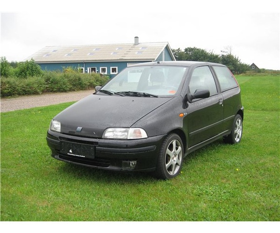 Picture of 1998 Fiat Punto