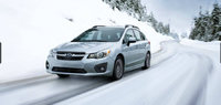 2013 Subaru Impreza, right front quarter view, manufacturer, exterior
