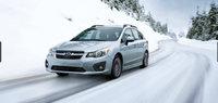 2013 Subaru Impreza, right front quarter view, exterior, manufacturer