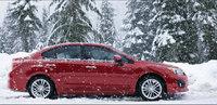 2013 Subaru Impreza, side view full, exterior, manufacturer