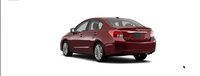 2013 Subaru Impreza, left rear quarter view, exterior, manufacturer