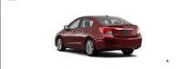2013 Subaru Impreza, left rear quarter view, exterior, manufacturer