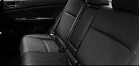 2013 Subaru Impreza, rear passenger, interior, manufacturer