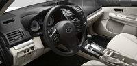 2013 Subaru Impreza, front drivers controls, interior, manufacturer